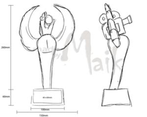 award schets
